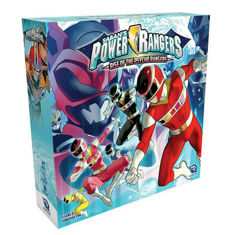 Pre-order: Power Rangers Heroes of the Grid - Rise of the Psycho Rangers