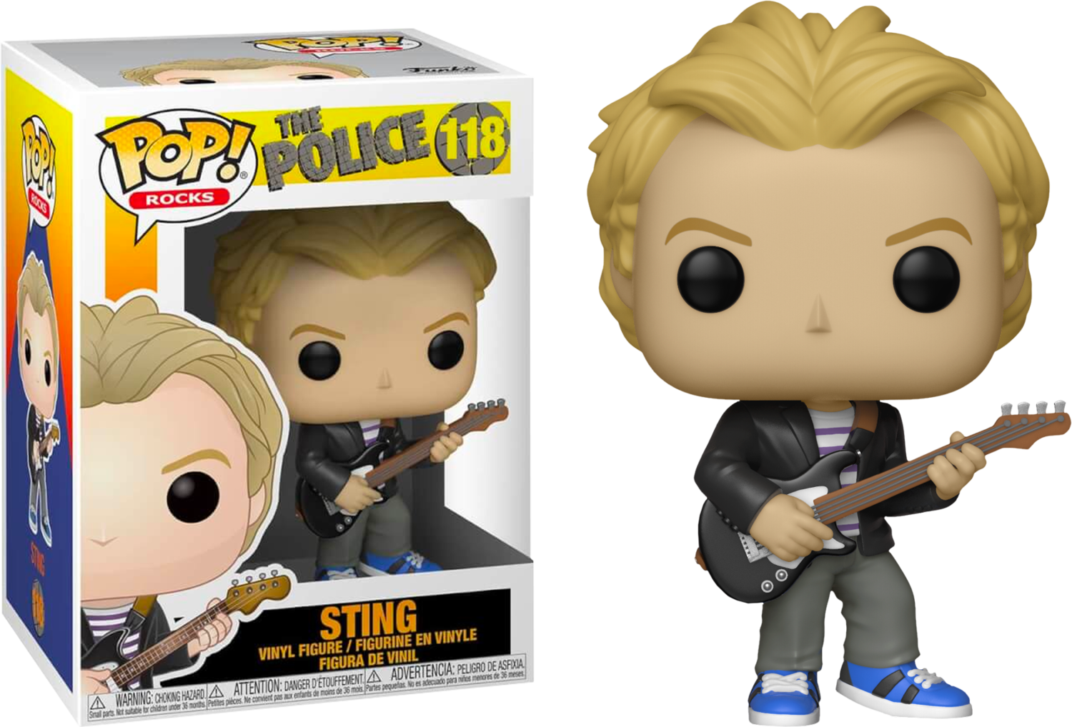 ​The Police - Message in a Pop! Vinyl