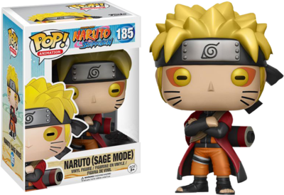 Naruto Shippuden - Naruto (Sage Mode) US Exclusive Pop! Vinyl
