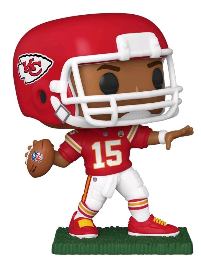 NFL Football - Chiefs - Patrick Mahomes Pop! Vinyl Figure