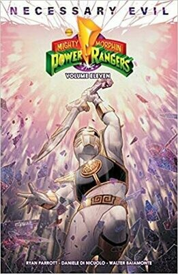 Mighty Morphin Power Rangers Vol. 11: Volume 11 Paperback Comic