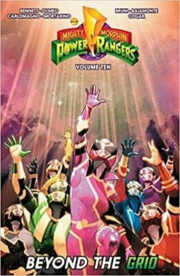 Mighty Morphin Power Rangers Vol. 10: Volume 10 Paperback Comic