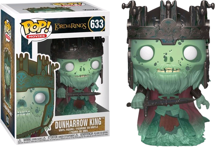 The Lord of the Rings - Dunharrow King Pop! Vinyl Figure