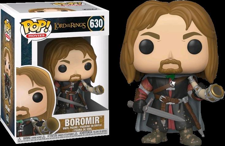 The Lord of the Rings - Boromir Pop! Vinyl Figure
