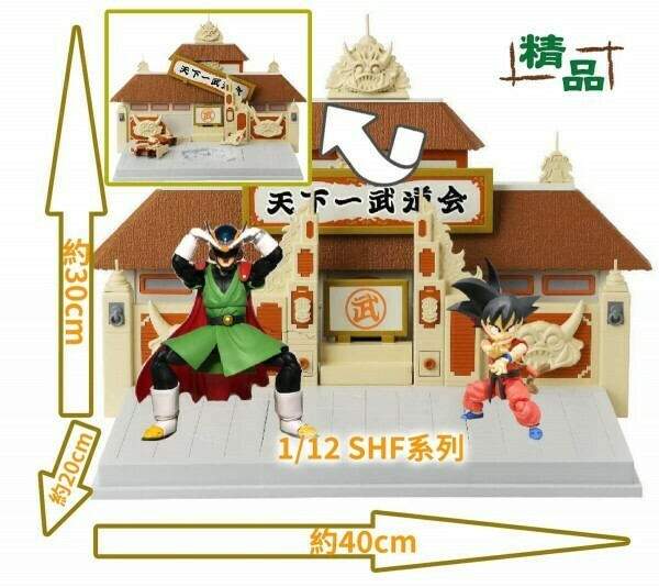 DRAGON BALL - TENKAICHI BUDOKAI ARENA