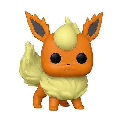 Pokemon - Flareon Pop! Vinyl