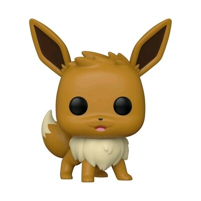 Pokemon - Eevee Standing Pose Pop! Vinyl