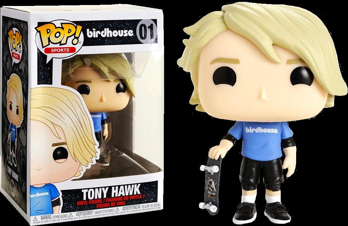 Tony Hawk - Tony Hawk Pop! Vinyl Figure