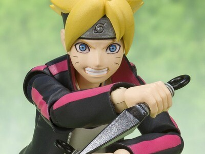 Naruto S.H.Figuarts Boruto