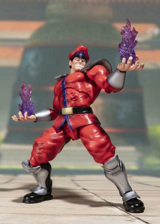 Street Fighter S.H.Figuarts M.Bison
