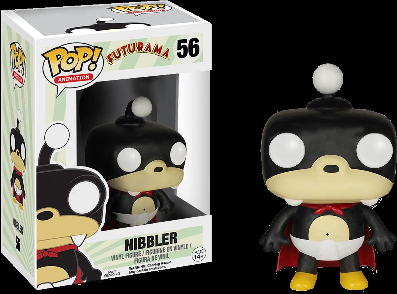 Futurama - Nibbler Pop! Vinyl Figure