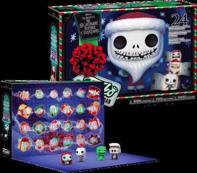 The Nightmare Before Christmas - Pocket Pop! Vinyl Advent Calendar
