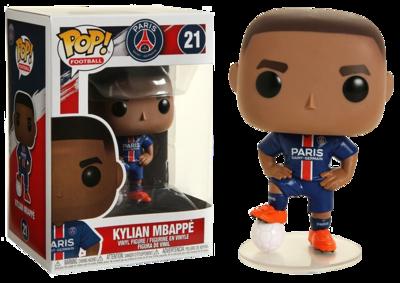 Order: Football (Soccer) - Kylian Mbappé Paris Saint-Germain Pop! Vinyl Figure