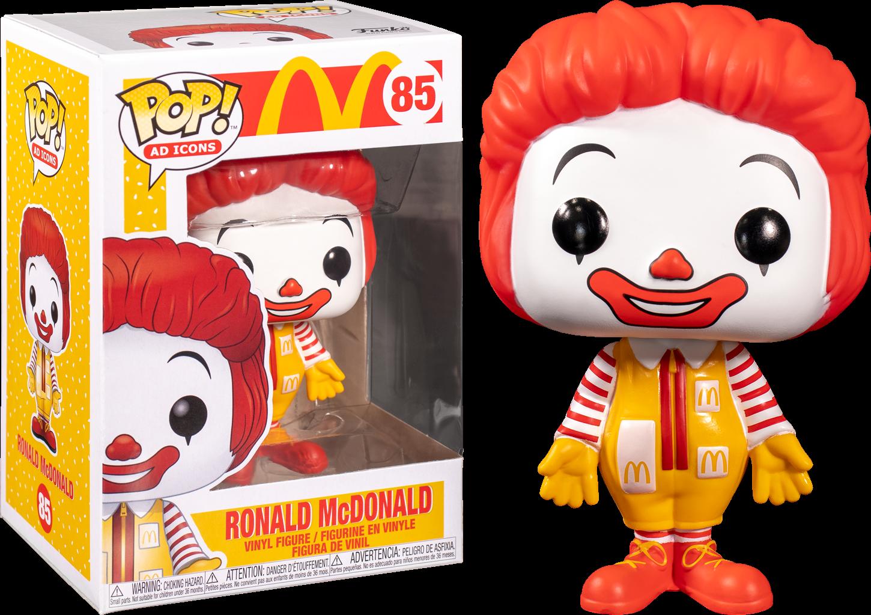 McDonald's - Ronald McDonald Pop! Vinyl Figure