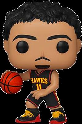 NBA Basketball - Trae Young Atlanta Hawks Pop! Vinyl Figure
