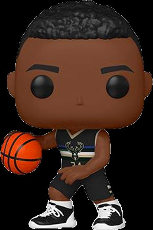 NBA Basketball - Giannis Antetokounmpo Milwaukee Bucks Pop! Vinyl Figure