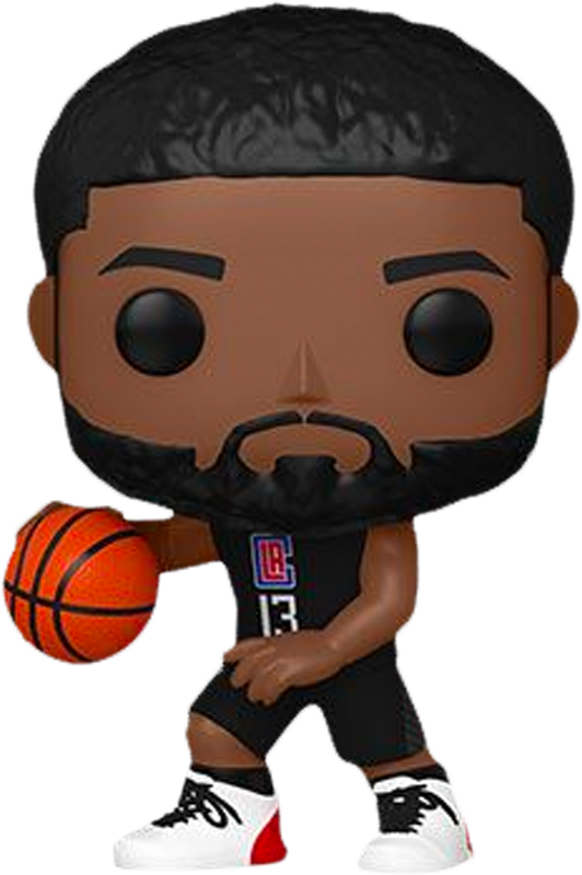 NBA Basketball - Paul George Los Angeles Clippers Pop! Vinyl Figure