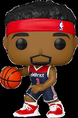 NBA Basketball - Bradley Beal Washington Wizards Pop! Vinyl Figure