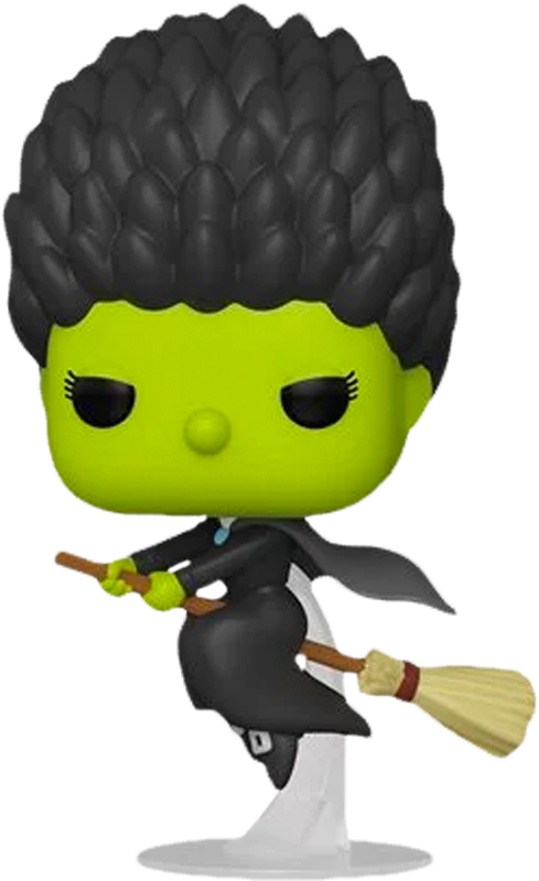 The Simpsons - Marge Simpson as Witch Pop! Vinyl Figure
