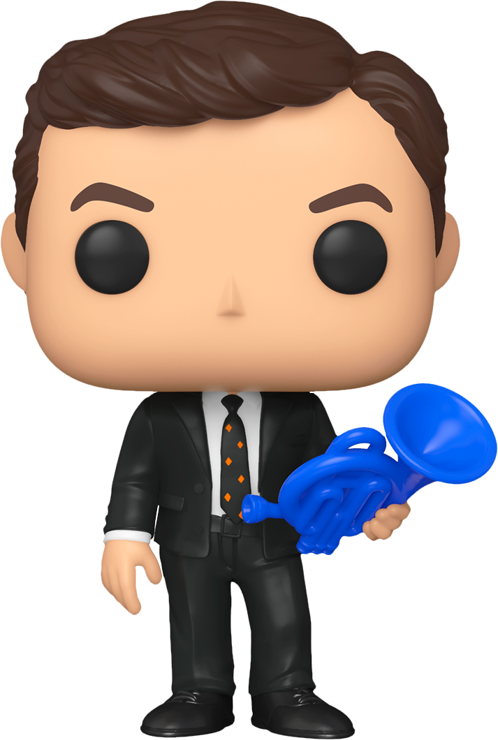 How I Met Your Mother - Ted with Blue French Horn Pop! Vinyl Figure