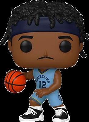 NBA Basketball - Ja Morant Memphis Grizzlies Pop! Vinyl Figure