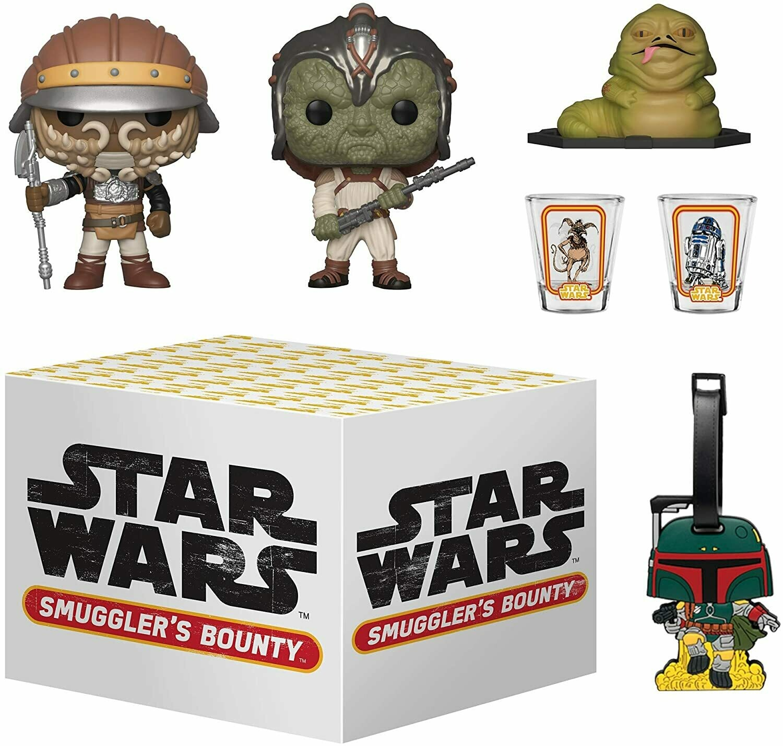 Star Wars SMUGGLER'S Bounty Box: Jabba's Skiff Theme
