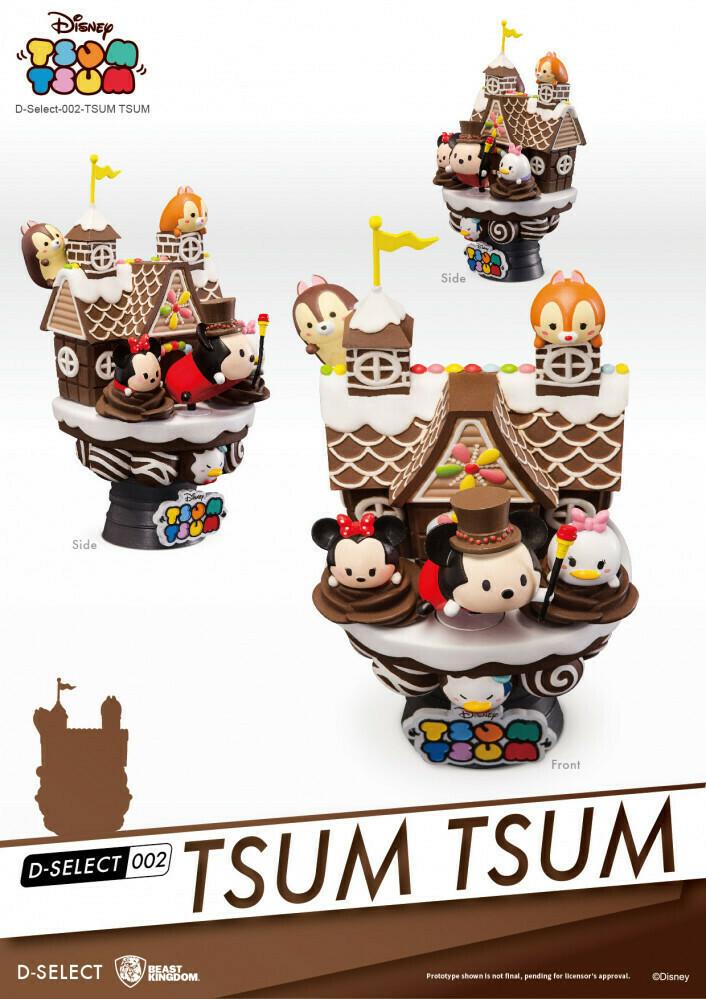 Beast Kingdom D Stage Tsum Tsum