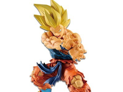 Pre-Order: DRAGONBALL - LEGENDS COLLAB -KAMEHAMEHA SON GOKU