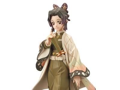 Pre-Order: KIMETSU NO YAIBA - FIGURE VOL.10 (A:SHINOBU KOCHO)