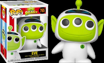 Pixar - Alien Remix Eve Pop! Vinyl Figure
