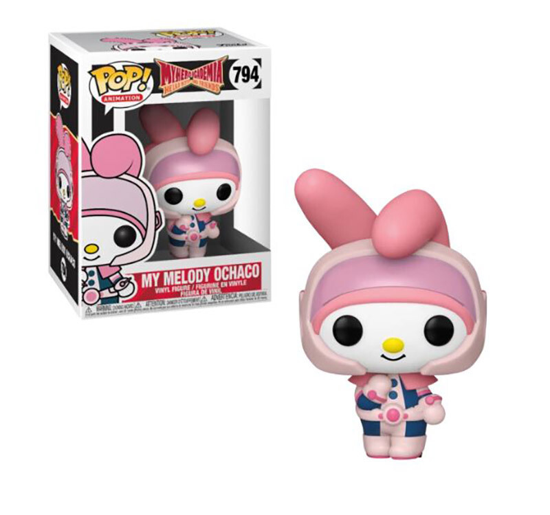 Animation- Sanrio / My Hero Academia - MyMelody-Ochaco Pop Vinyl Figure​