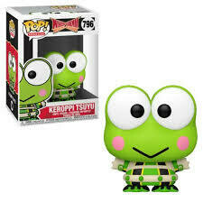 ​Animation- Sanrio / My Hero Academia - Keroppi-Tsuyu Pop Vinyl Figure​
