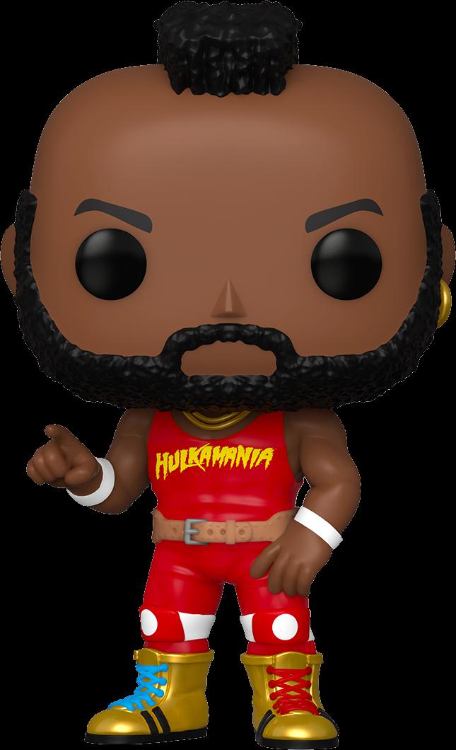 WWE - Mr. T Pop! Vinyl Figure