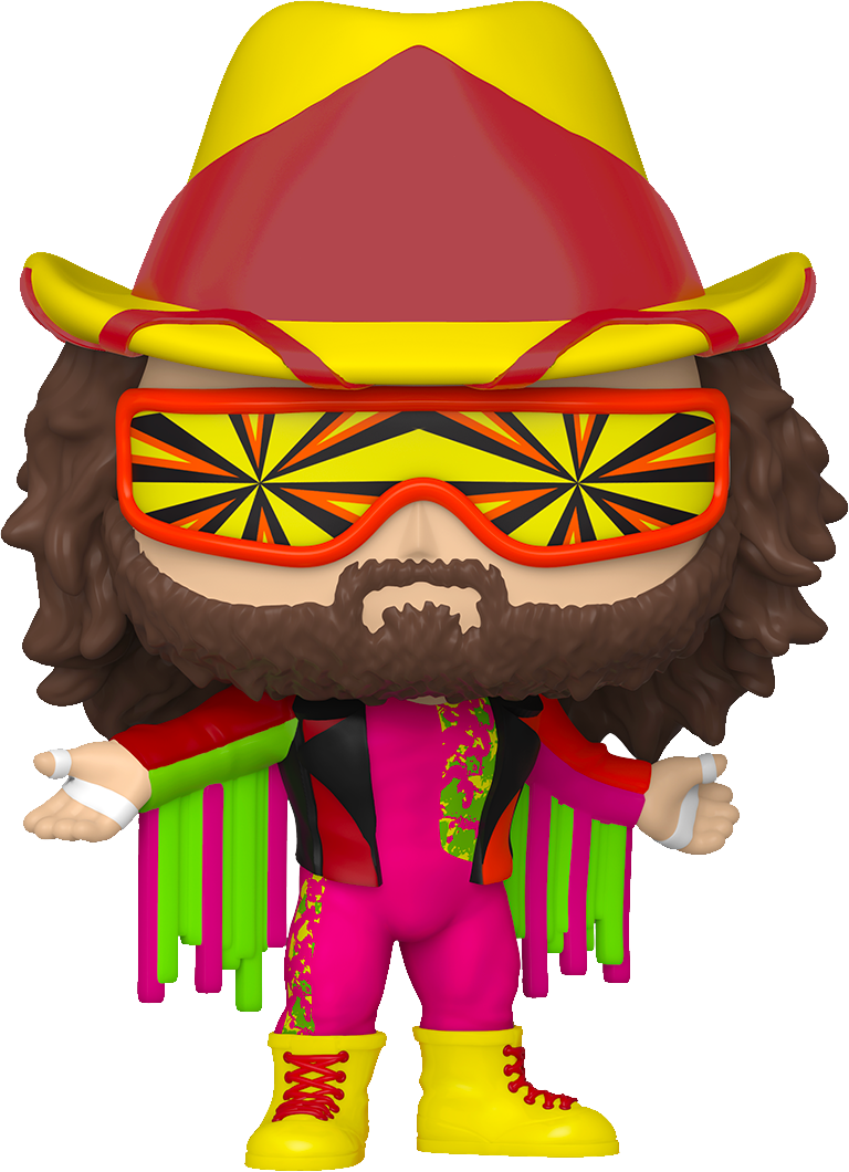 WWE - Macho Man Randy Savage Pop! Vinyl Figure