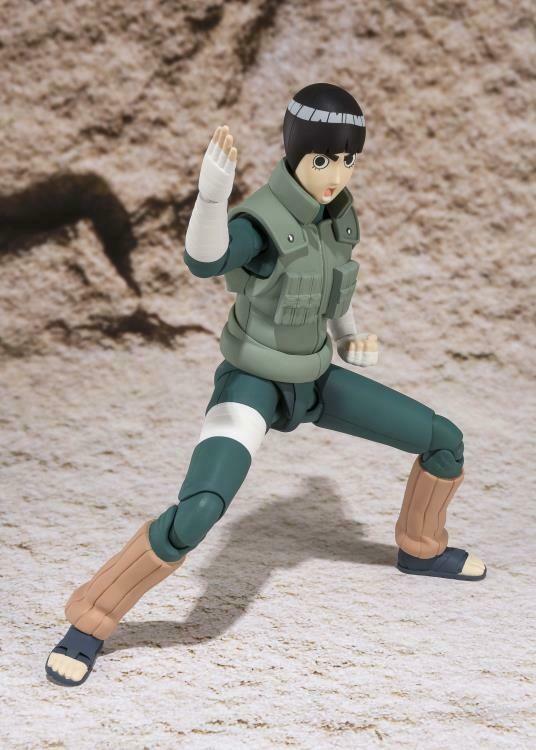 Naruto S.H.Figuarts Rock Lee