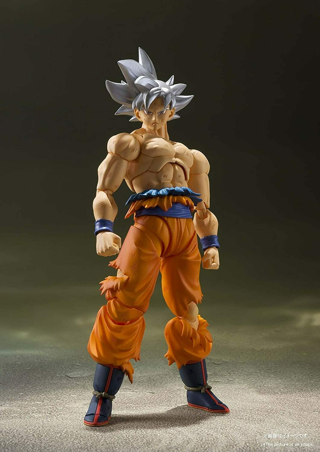 Dragon Ball Super Son Goku -Ultra Instinct-, Bandai S.H. Figuarts