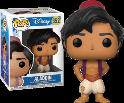 Aladdin - Aladdin Pop! Vinyl Figure