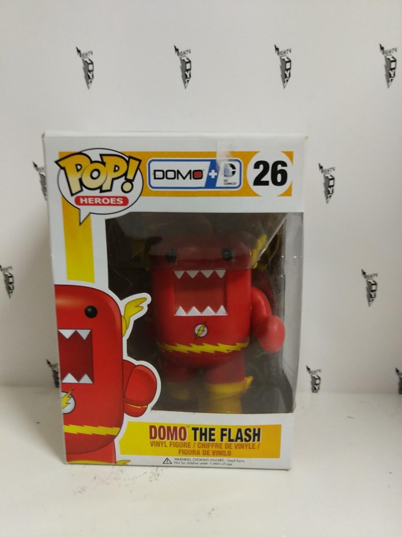 Domo - Domo The Flash Pop! Vinyl Figure