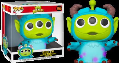 Pixar - Alien Remix Sulley 10