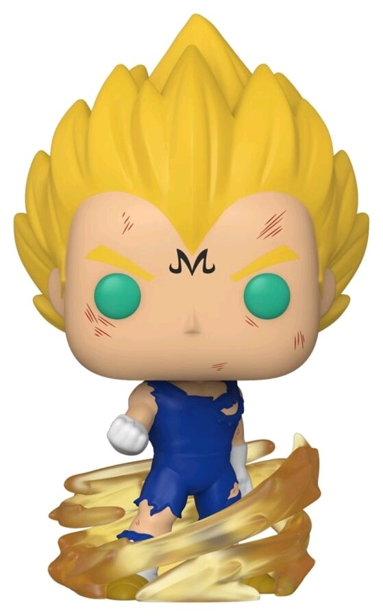 PRE-ORDER: Dragon Ball Z - Majin Vegeta Pop! Vinyl