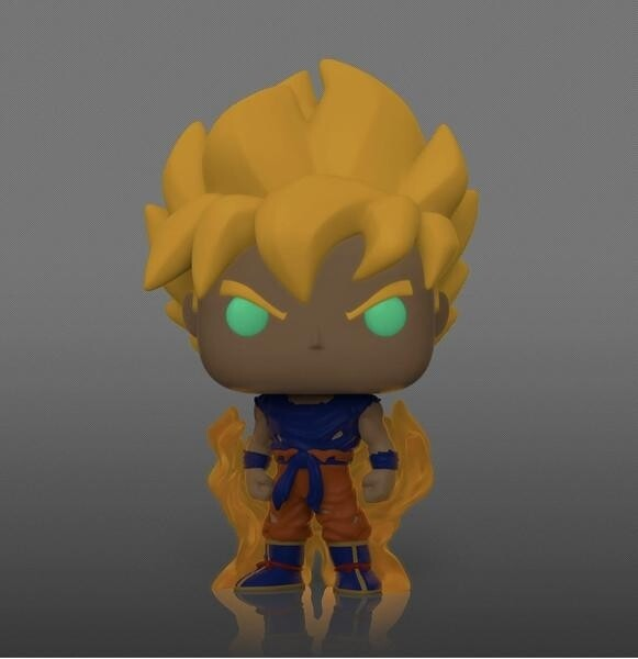Dragon Ball Z - Goku Super Saiyan Glow US Exclusive Pop! Vinyl