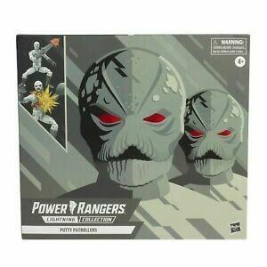 Pre-Order Restock: Hasbro Mighty Morphin Power Rangers- Putty Patrol 2 pack Lightning Figure