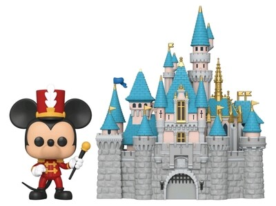 Pre-Order: Disneyland 65th Anniversary - Mickey with Castle Pop! Town