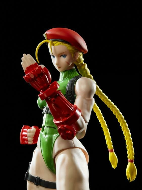 STREET FIGHTER - S.H.FIGUARTS CAMMY FIGURE