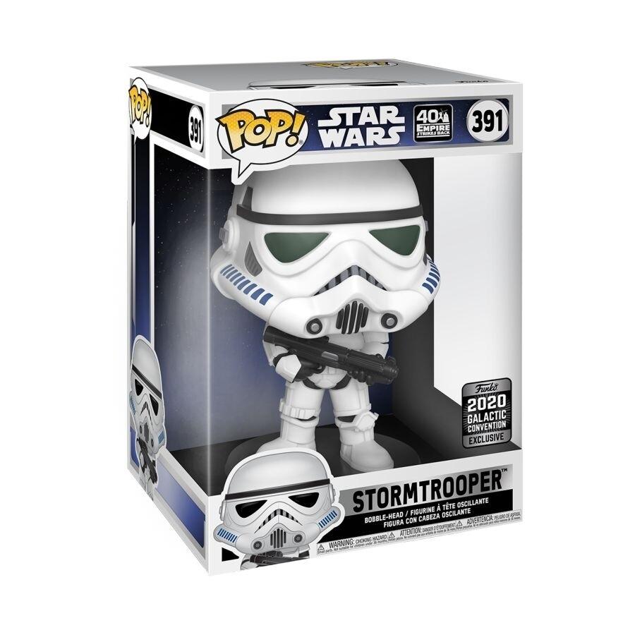 "Star Wars - Stormtrooper 10"" Star Wars Celebration US Exclusive Pop! Vinyl"