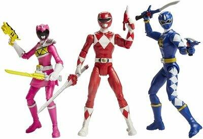 Hasbro Power Rangers Dino Special Rangers 6
