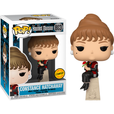 The Haunted Mansion - Constance Hatchaway Chase Pop! Vinyl Figure bundle of 6 (set of 6)