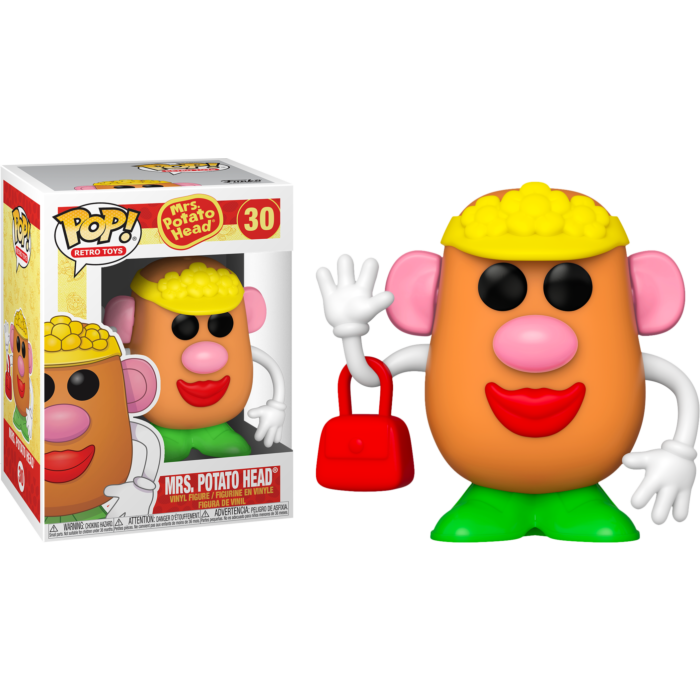 Hasbro - Mrs. Potato Head Pop! Vinyl Figure