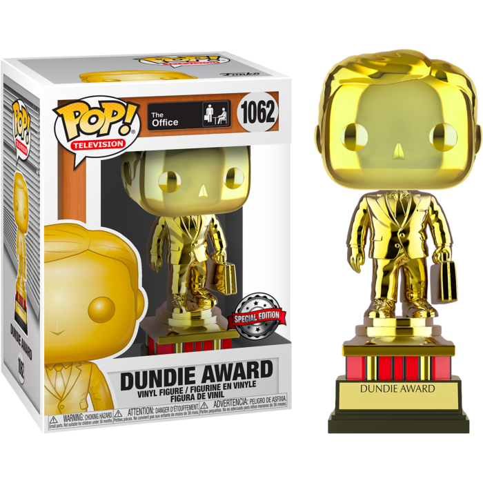The Office - Dundie Award Pop! Vinyl Figure