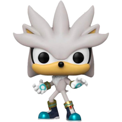 Sonic the Hedgehog - Silver 30th Anniversary Pop! Vinyl Figure